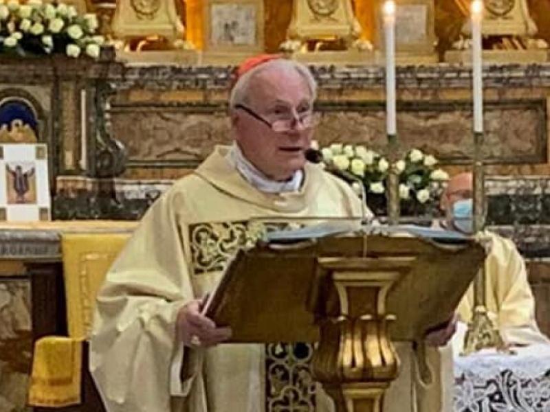 Corpus Domini con il Cardinale Fitzgerald