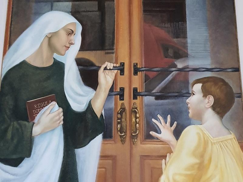 Festa di Santa Francesca Romana in tempo di Covid