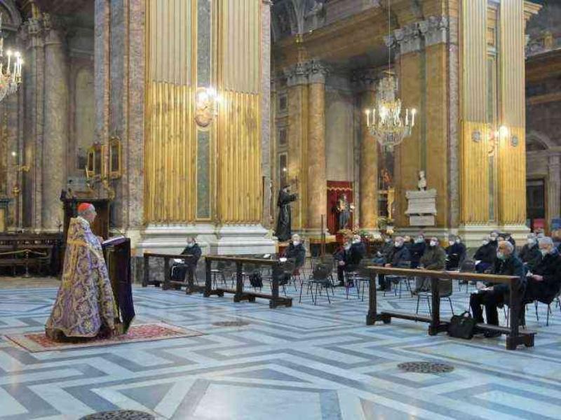 """De Donatis: imparare da san Giuseppe un """"coraggio creativo"""""""
